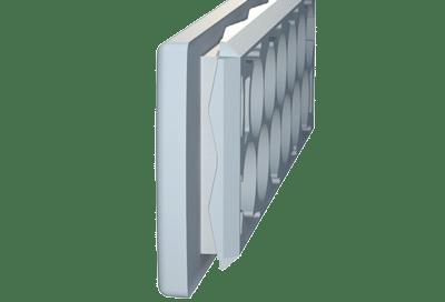 KES-E Wall-thickness